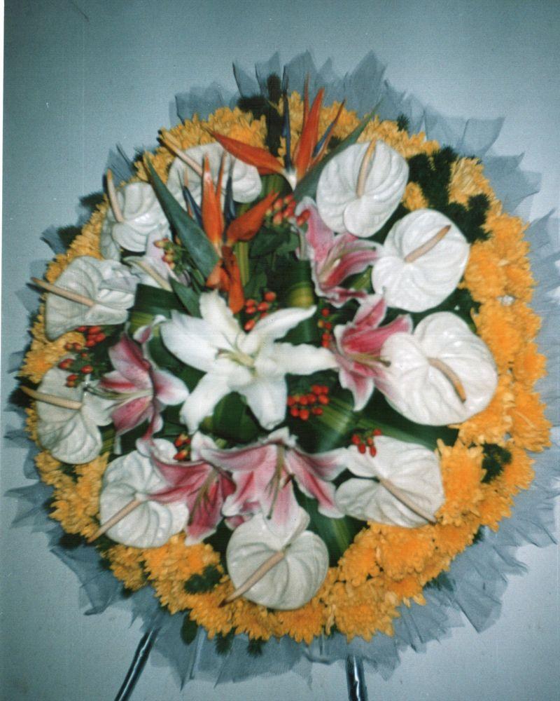 魂牵梦萦--014 550元|海葬祭祀鲜花|大连海葬